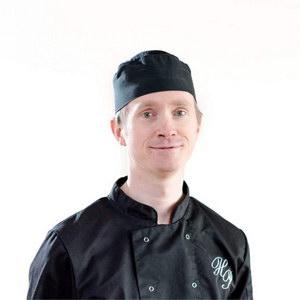 Colin McKee – Sous Chef