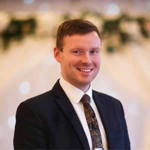 Micheal Brennan – Wedding and Events Cooordinato